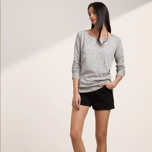 Aritzia TNA Del Mar Relax Fit Sweater XXS